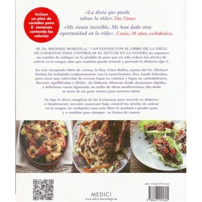 menú de dieta para revertir la diabetes tipo 2