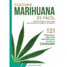Cultivar marihuana es fácil, por Santiago García. Editorial El Ángel