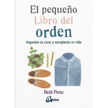 El pequeño libro del orden, por Beth Penn. Gaia Ediciones