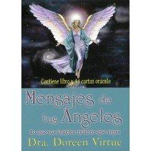 Mensajes de tus ángeles - Cartas oráculo, por Doreen Virtue,  Editorial: Arkano Books