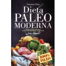 La dieta Paleo moderna, por Vanessa Díez Castro. Editorial Arcopress