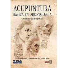 Acupuntura básica en odontología, por Dr. Vicente Vicente Calderón / Ibán Jesús Muñoz Gómez. Editorial Edaf