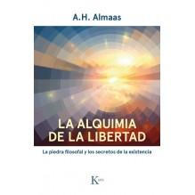 La alquimia de la libertad, A. H. Almaas. Editorial Kairós