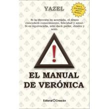 El manual de Veronica, por Yazel. Editorial Creación