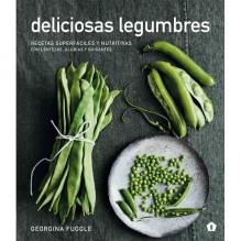 Deliciosas legumbres, de Georgina Fuggle. Editorial Cinco Tintas