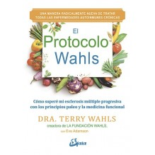 El Protocolo Wahls, por Eve Adamson y Terry Wahls. Gaia Ediciones