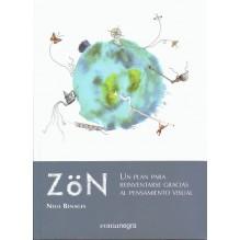 ZÖN, de Neus Benages. Editorial Comanegra
