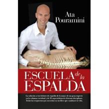 Escuela de la espalda, de  Ata Pouramini. Editorial Arcopress (Almuzara)
