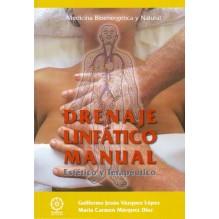 Drenaje Linfático Manual por Guillermo Jesús Vázquez López, y María Carmen Márquez Díaz. Mandala Ediciones