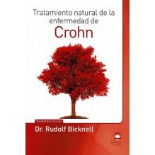 Tratamiento natural de la enfermedad de Crohn, de Rudolf Bicknell. Editorial Dilema