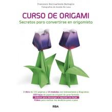 Curso de Origami, de Francesco Decio  y Vanda Battaglia. Editorial RBA