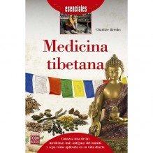 Medicina tibetana, por Charlize Brooks. Ediciones Robinbook
