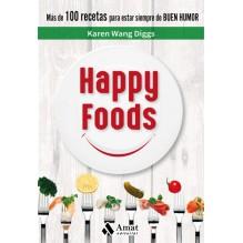 Happy Foods, Karen Wang Diggs, Editorial Amat