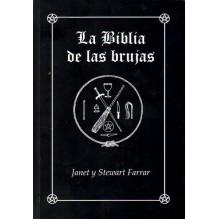 La Biblia de las Brujas,  por Janet Farrar/Stewart Farrar. Editorial: Equipo Difusor del Libro