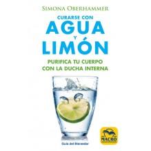 Curarse con Agua y Limón, por Simona Oberhammer. Macro Ediciones