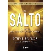 El salto, por Steve Taylor. Editorial: Gaia Ediciones