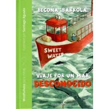 Viaje por un mar desconocido, por Begoña Ibarrola , Santiago Aguado. Editorial Desclee De Brouwer