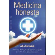 Medicina Honesta, por Julia Schopick. Ediciones Obelisco