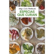 Especias que curan colores, olores y sabores en nuestra mesa | Josep Lluis Berdonces  | ed. Rba