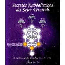 Secretos Kabbalísticos del Sefer Yetzirah, por Albert Gozlan