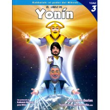 Libro de Yonin, Tomo 3