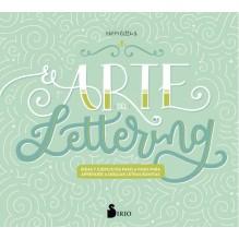 El arte del lettering, por Happy Letters (Marta Velázquez). Editorial Sirio