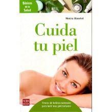 Cuida tu piel, por Monica Preuk. Editorial Robinbook