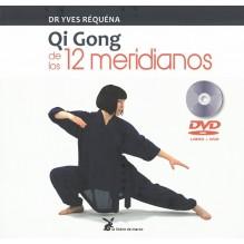 Qi Gong de los 12 meridianos (Libro + DVD)