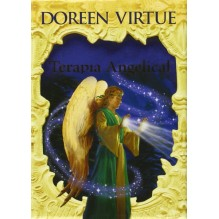 Terapia Angelical (manual + baraja), por Doreen Virtue. Guy Trédaniel ediciones