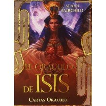 El Oráculo De Isis (libro + 44 Cartas), de Fairchild Alana. Editorial Guy Tredaniel