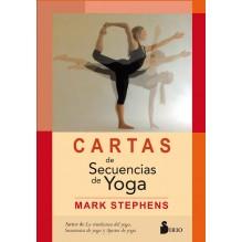 Cartas de secuencias de yoga