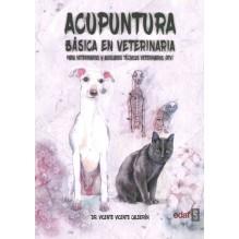 Acupuntura básica en veterinaria