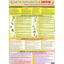 Ficha A-4 dieta depurativa Detox