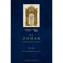 El zohar Vol XXV