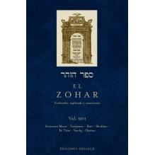 EL ZOHAR. Vol. XXVI