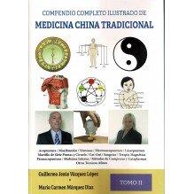 Compendio completo ilustrado de medicina china tradicional. Tomo II
