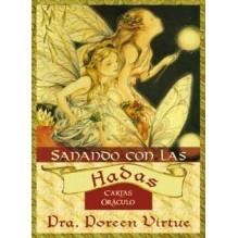 Sanando Con Las Hadas (cartas Oraculo)
