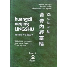 Huangdi Neijijng Lingshu Tomo II