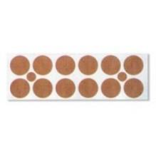 Adhesivos Circulares Para Iman 19 Mm (120 Ud.)