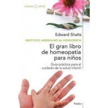 El Gran Libro De Homeopatia Para Niños
