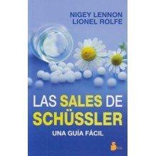 Sales De Schussler Una Guia Facil